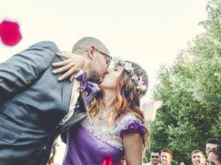 La boda de Jesus y Elena