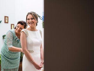 La boda de Estefania y David 2