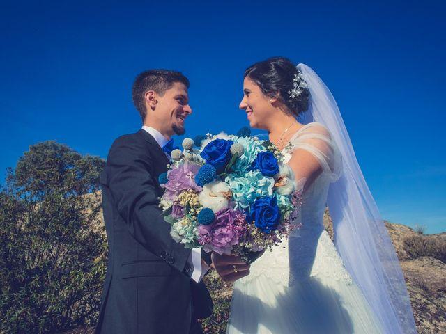 La boda de Diego  y María  en Moralzarzal, Madrid 27