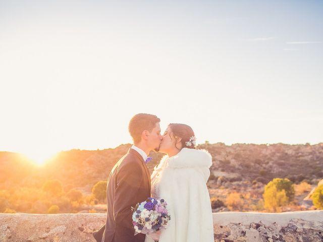 La boda de Diego  y María  en Moralzarzal, Madrid 36