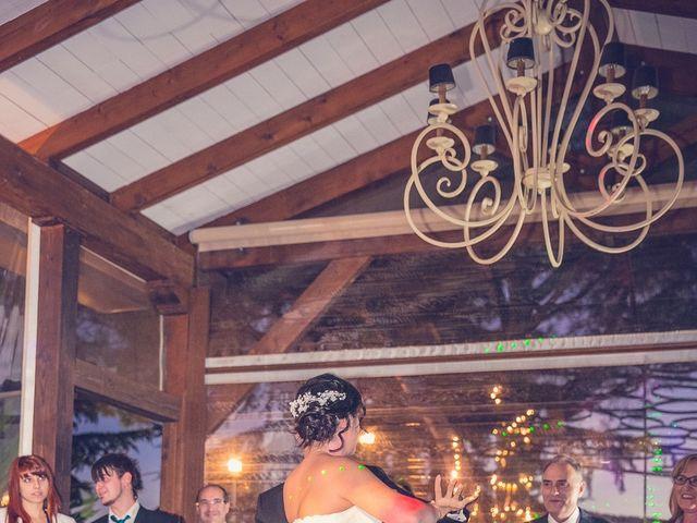 La boda de Diego  y María  en Moralzarzal, Madrid 41