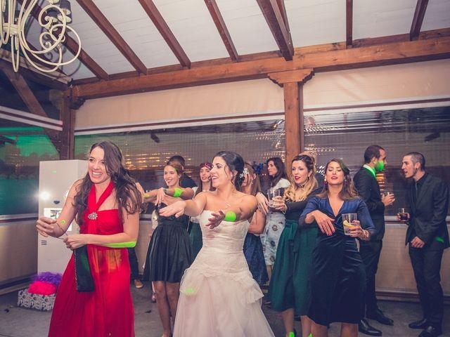 La boda de Diego  y María  en Moralzarzal, Madrid 42