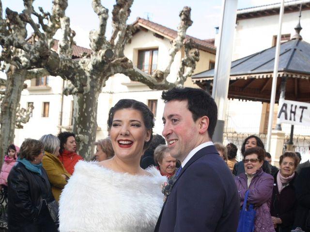 La boda de Asier y Estitxu en Vitoria-gasteiz, Álava 14