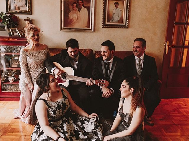 La boda de Rodri y Marta en Logroño, La Rioja 13