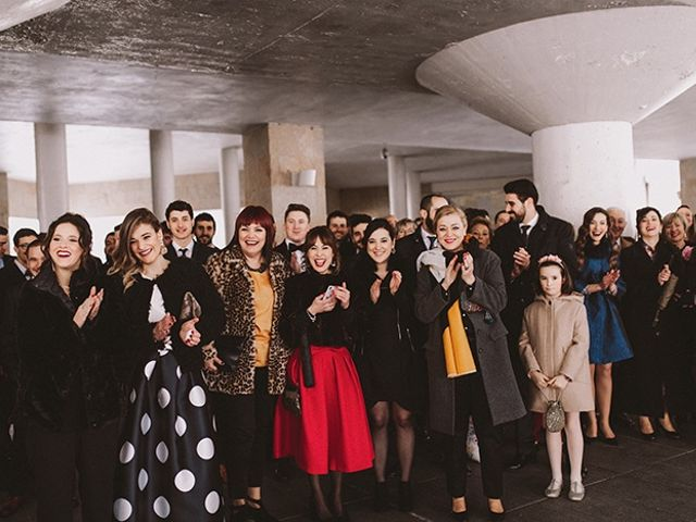 La boda de Rodri y Marta en Logroño, La Rioja 60