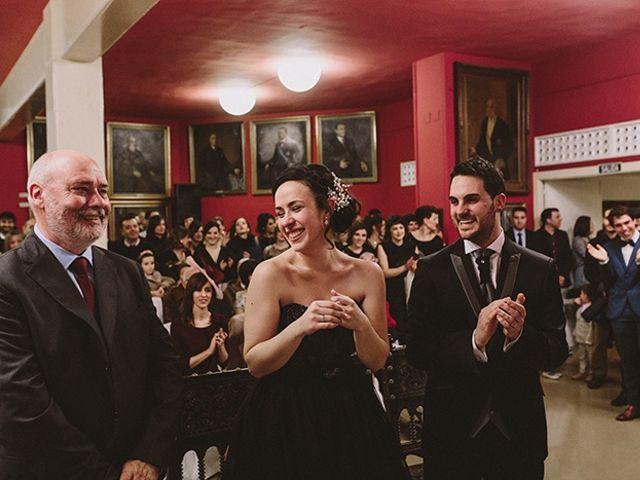 La boda de Rodri y Marta en Logroño, La Rioja 76
