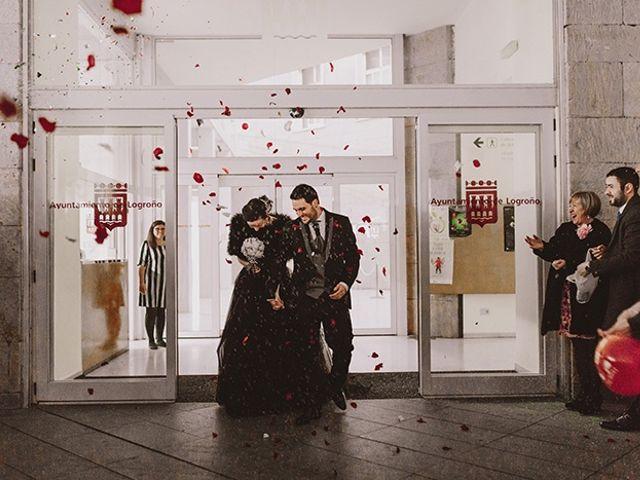 La boda de Rodri y Marta en Logroño, La Rioja 79