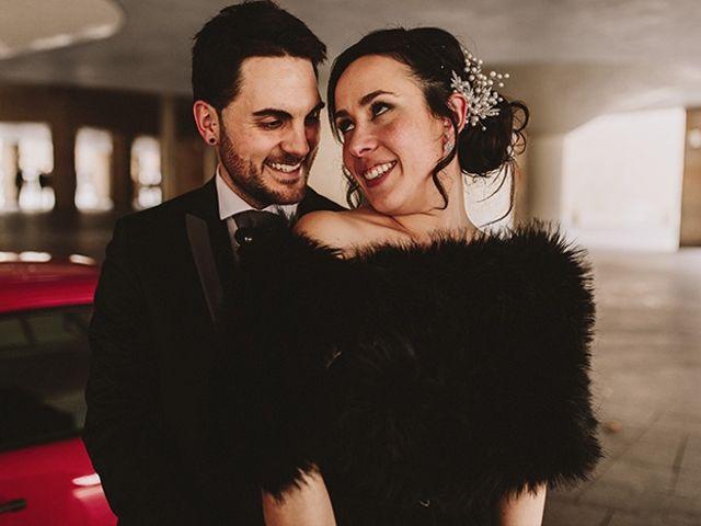 La boda de Rodri y Marta en Logroño, La Rioja 87