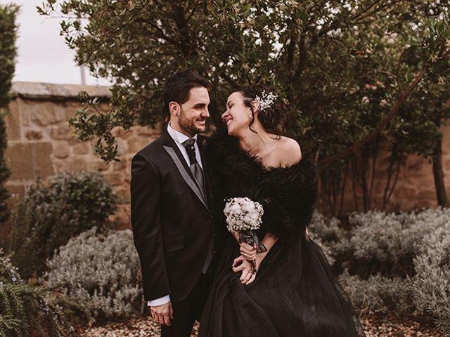 La boda de Rodri y Marta en Logroño, La Rioja 1