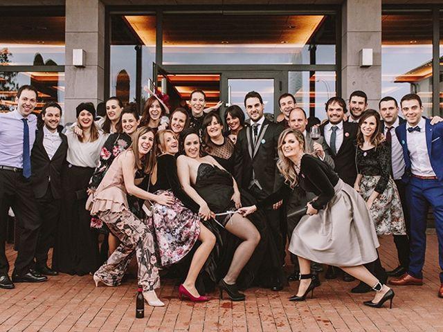 La boda de Rodri y Marta en Logroño, La Rioja 113