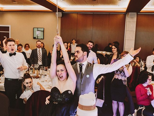 La boda de Rodri y Marta en Logroño, La Rioja 122