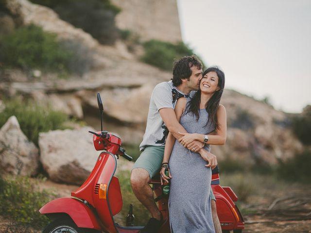 La boda de Alejandro y Cristina en Cartagena, Murcia 3