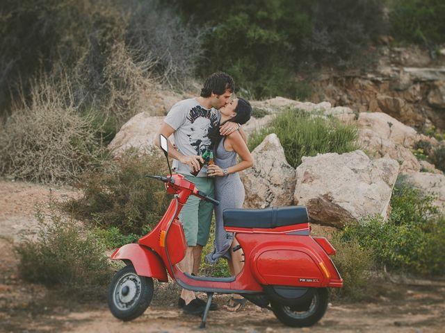 La boda de Alejandro y Cristina en Cartagena, Murcia 4
