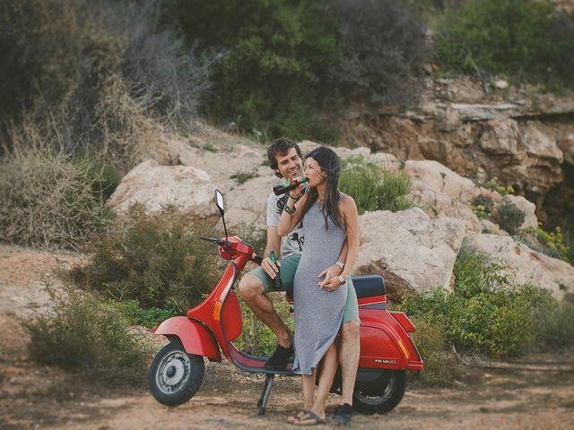 La boda de Alejandro y Cristina en Cartagena, Murcia 5