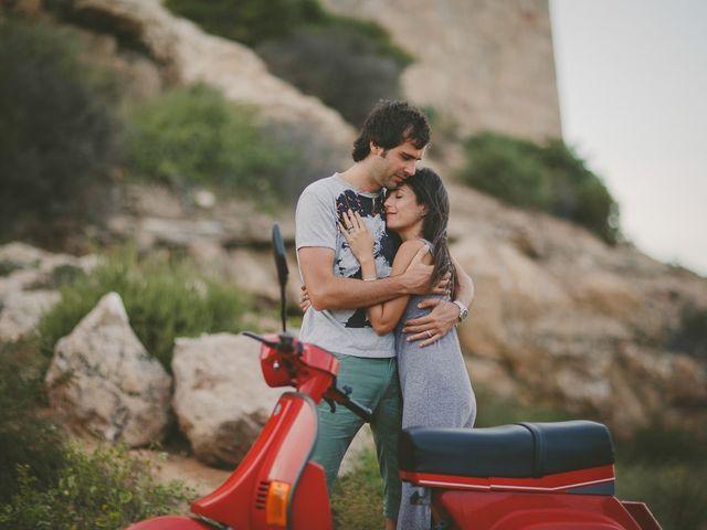 La boda de Alejandro y Cristina en Cartagena, Murcia 9
