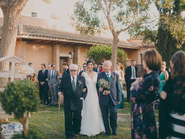 La boda de Alejandro y Cristina en Cartagena, Murcia 63