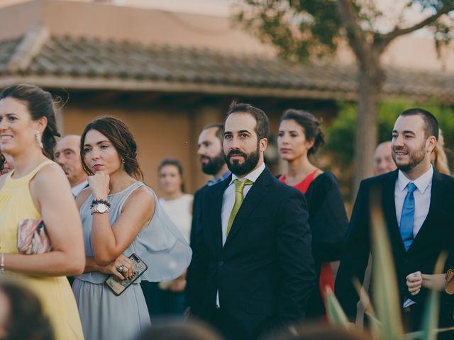La boda de Alejandro y Cristina en Cartagena, Murcia 65