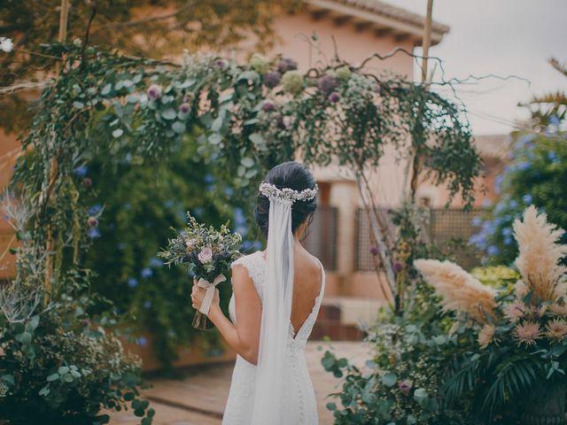 La boda de Alejandro y Cristina en Cartagena, Murcia 89