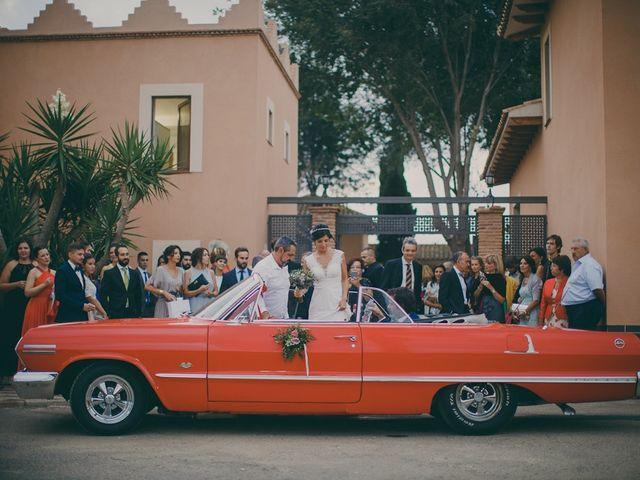 La boda de Alejandro y Cristina en Cartagena, Murcia 95