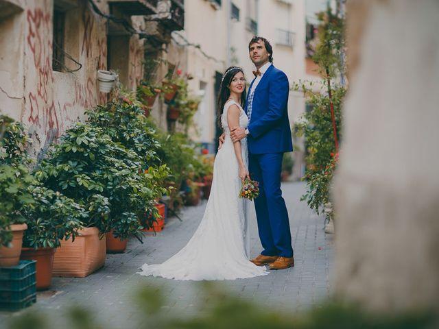 La boda de Alejandro y Cristina en Cartagena, Murcia 134