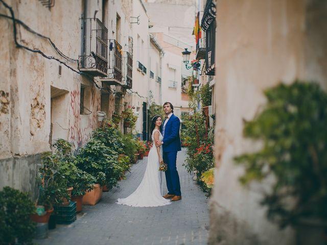 La boda de Alejandro y Cristina en Cartagena, Murcia 135