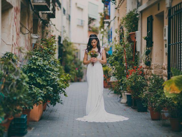 La boda de Alejandro y Cristina en Cartagena, Murcia 136