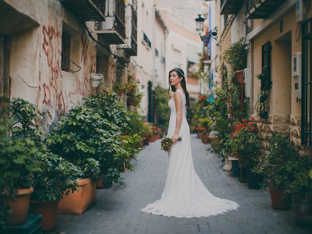 La boda de Alejandro y Cristina en Cartagena, Murcia 137