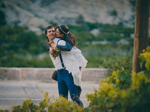 La boda de Alejandro y Cristina en Cartagena, Murcia 146
