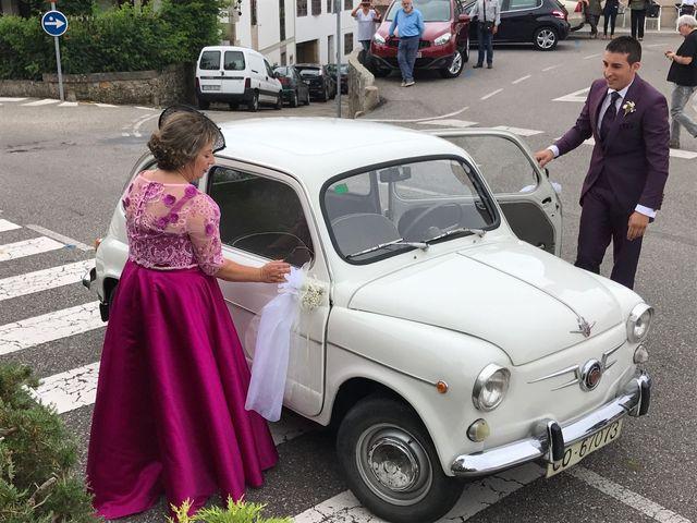 La boda de Víctor y Miriam en O Rosal (Calvario), Pontevedra 2