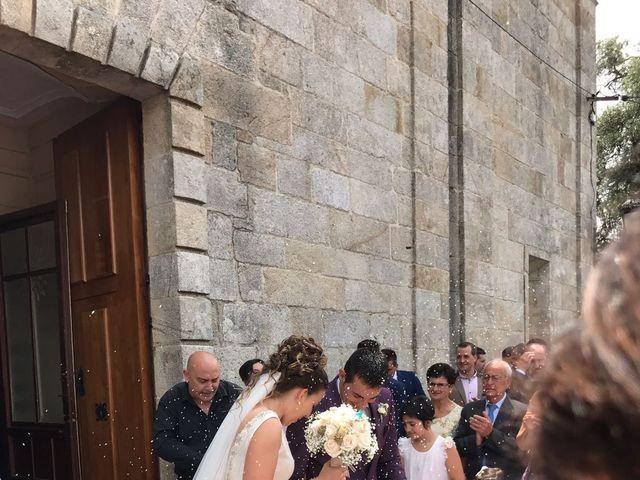 La boda de Víctor y Miriam en O Rosal (Calvario), Pontevedra 4