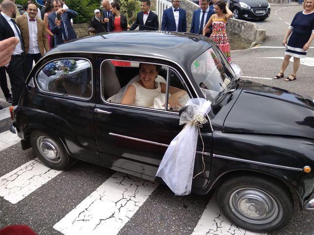 La boda de Víctor y Miriam en O Rosal (Calvario), Pontevedra 5