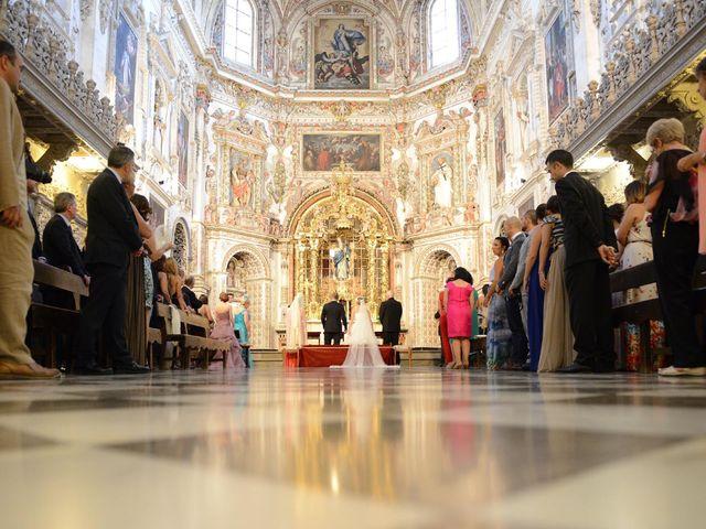 La boda de Álvaro y Carmen en Granada, Granada 4