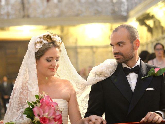 La boda de Álvaro y Carmen en Granada, Granada 5