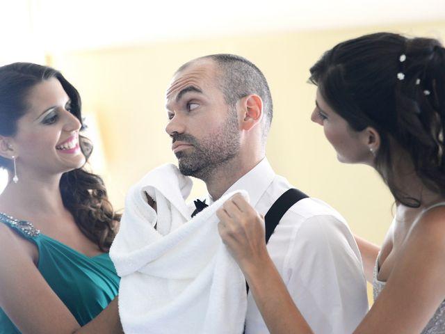 La boda de Álvaro y Carmen en Granada, Granada 13