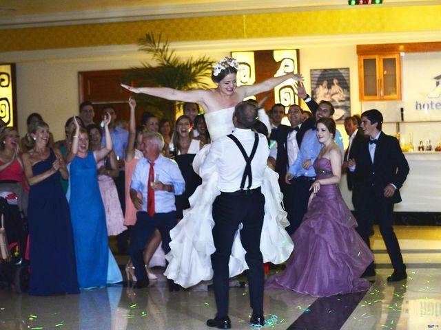 La boda de Álvaro y Carmen en Granada, Granada 29