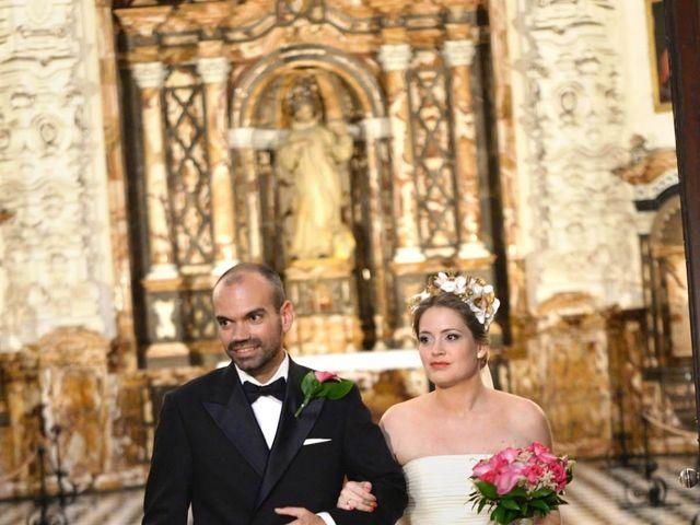 La boda de Álvaro y Carmen en Granada, Granada 34