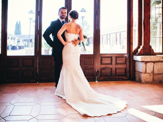 La boda de Natalia y Balta