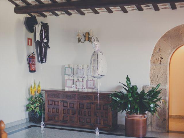 La boda de Christian y Sara en Girona, Girona 13