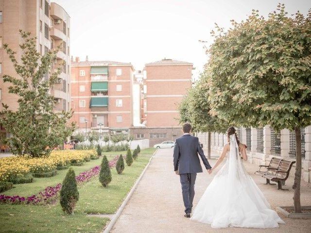 La boda de Alejandro y Gemma en Albacete, Albacete 1