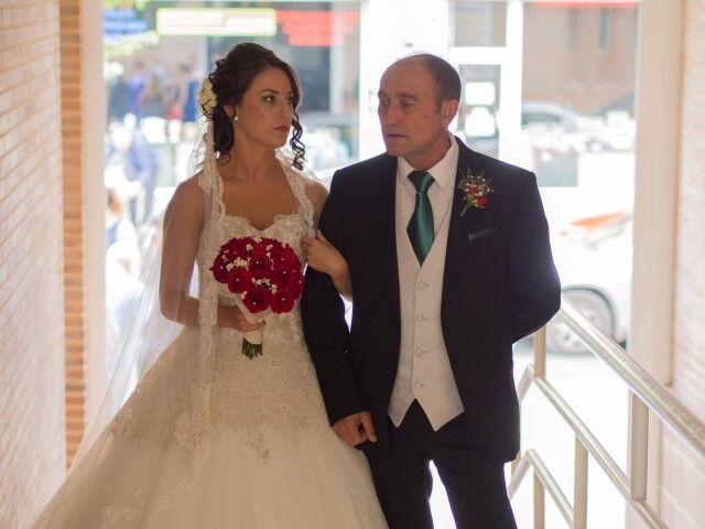 La boda de Alejandro y Gemma en Albacete, Albacete 6