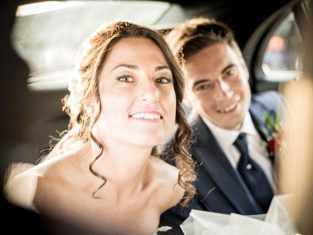 La boda de Alejandro y Gemma en Albacete, Albacete 17