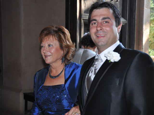 La boda de Marta y Roger  en Tiana, Barcelona 1