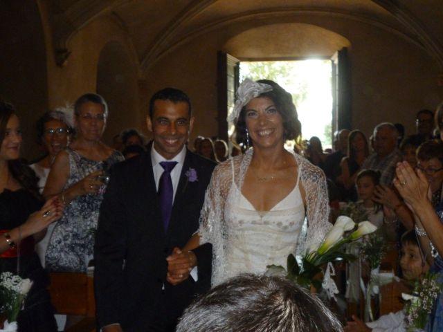La boda de Marta y Roger  en Tiana, Barcelona 4