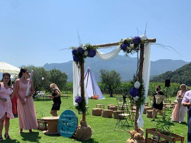 La boda de Adolfo y Ingrid en Sant Privat D'en Bas, Girona 16
