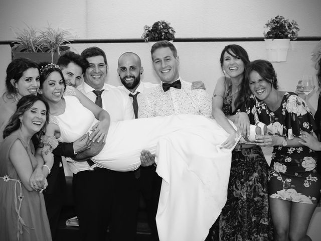 La boda de Jorge y Laura en San Adrian, León 2