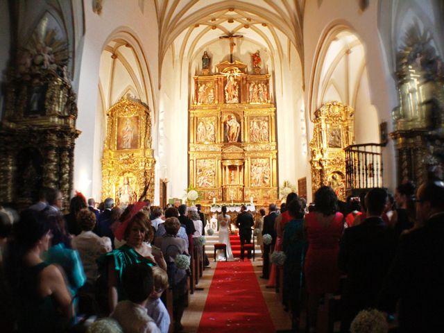 La boda de Jorge y Laura en San Adrian, León 7