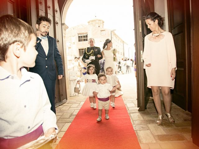 La boda de Jorge y Laura en San Adrian, León 20