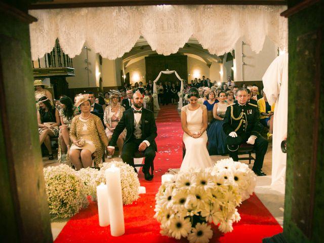 La boda de Jorge y Laura en San Adrian, León 22