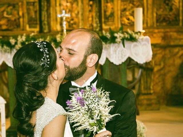 La boda de Jorge y Laura en San Adrian, León 25