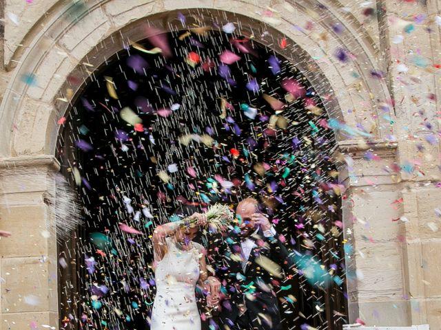 La boda de Jorge y Laura en San Adrian, León 26